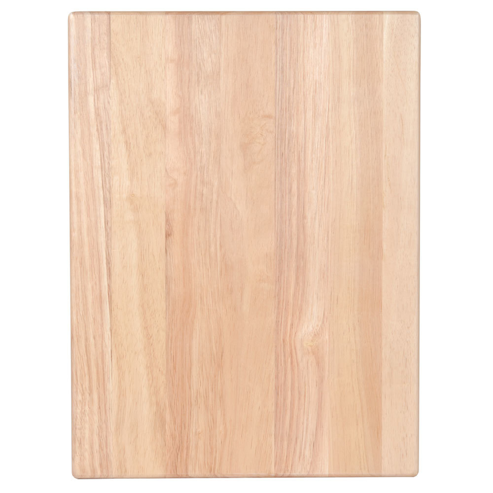 "Wood Cutting Board - 20"" x 15"" x 1 3/4"""