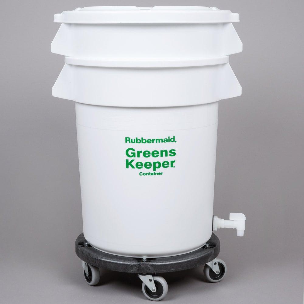 Rubbermaid 2624 Brute Greenskeeper 20 Gallon Vegetable