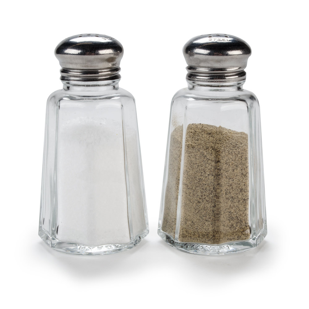 Salt And Pepper The Image Kid Has It