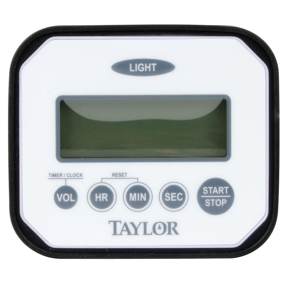 Taylor 5863 Splash And Drop Kitchen Timer