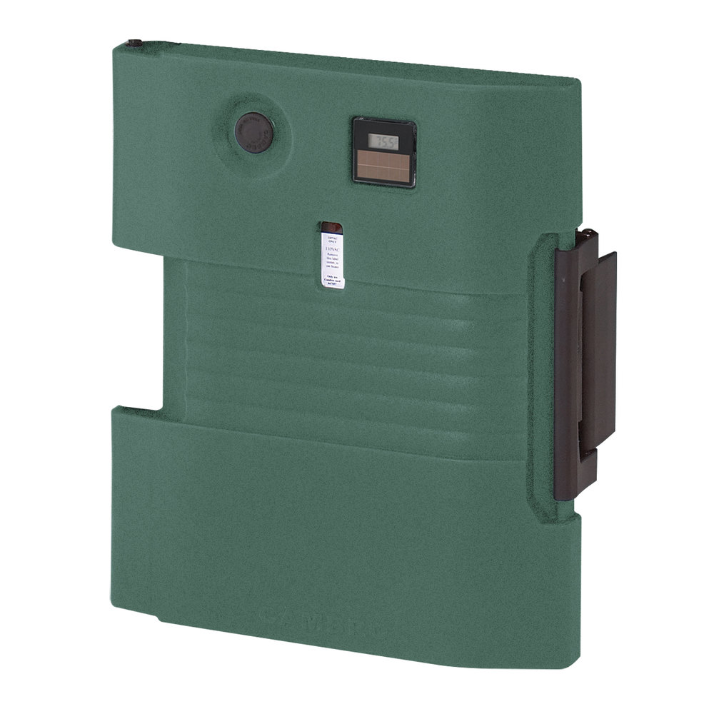 Cambro UPCHD4002192 Granite Green Heated Retrofit Door - 220V (International Use Only)