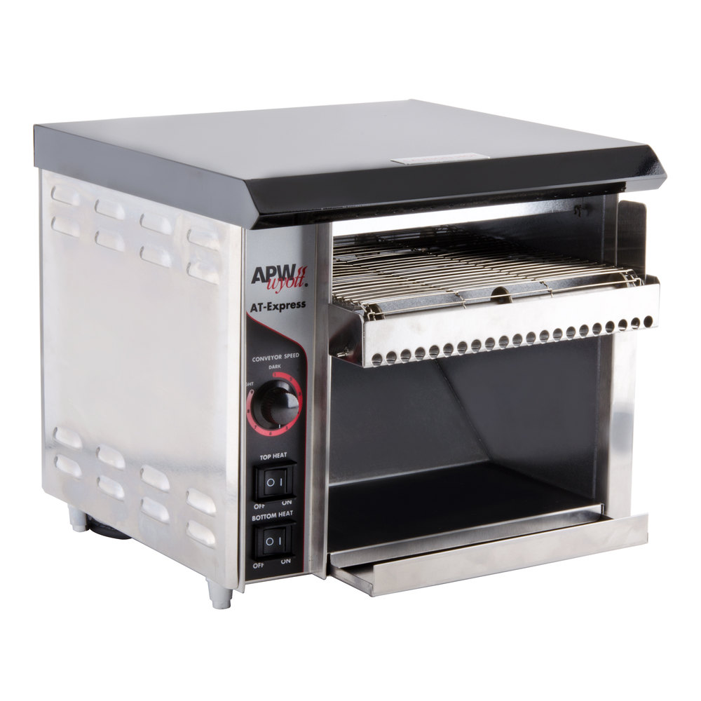 "120V APW Wyott AT Express Conveyor Toaster with 1 1/2"" Opening (ATEXPRESS)"
