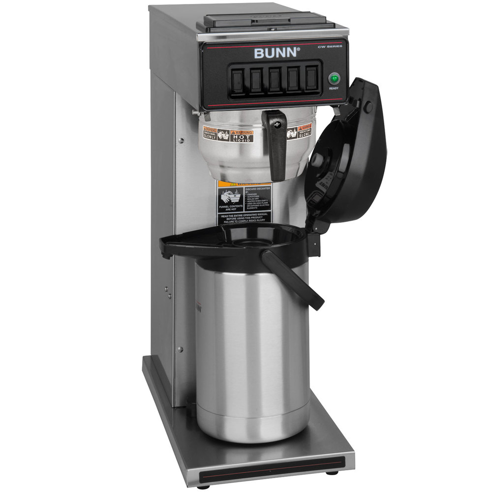 503671 Bunn Restaurant Coffee Maker