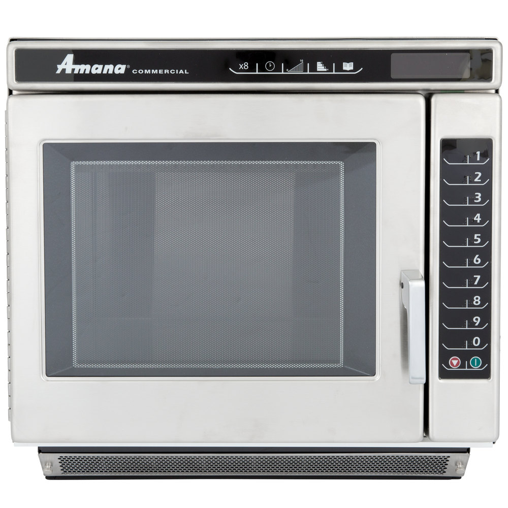 Amana RC30S2 Heavy-Duty Stainless Steel Commercial