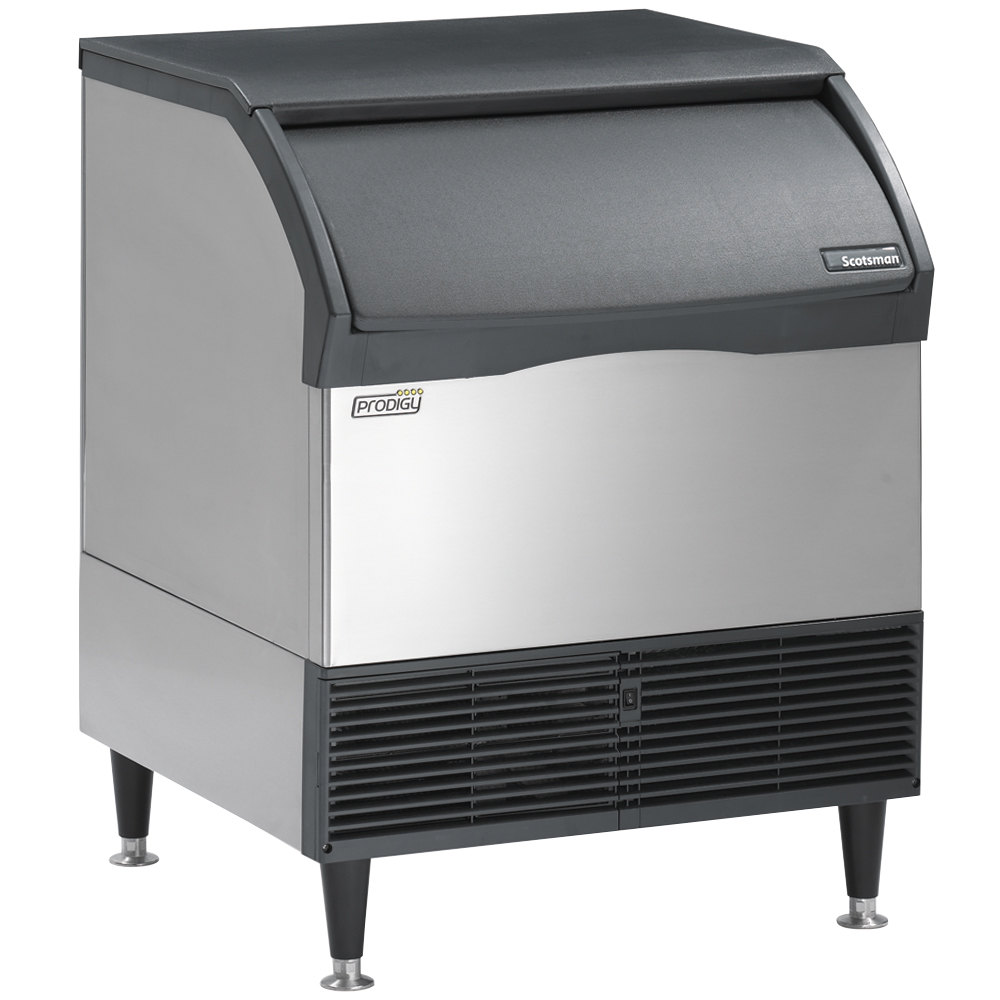 Cube Ice Maker Scotsman Cu3030sw 1a Prodigy Series 30 Water Cooled Undercounter