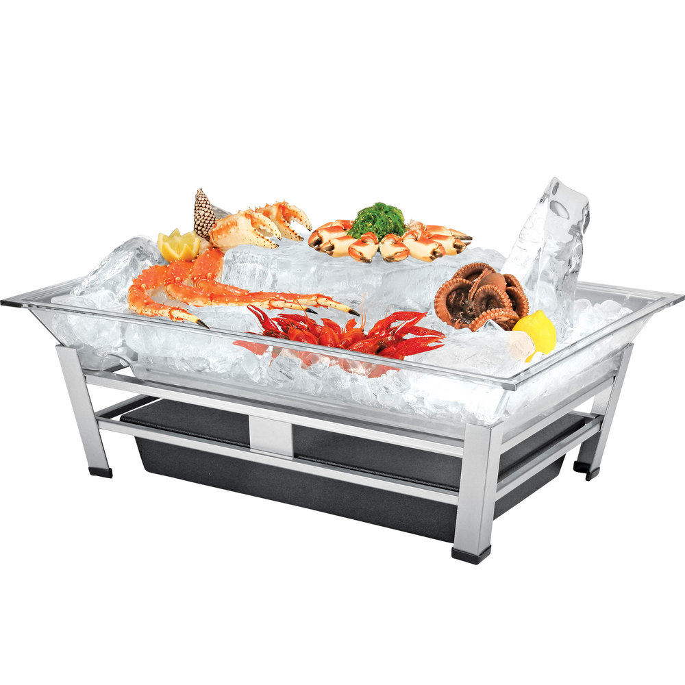 Cal-Mil IP1020-39 Large Ultimate Platinum Ice Housing System with ...