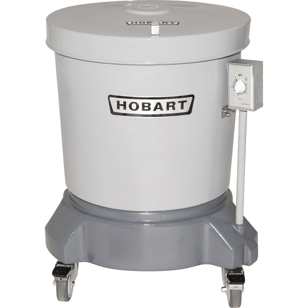 Hobart SDPE-11 20 Gallon Polyethylene Salad Dryer