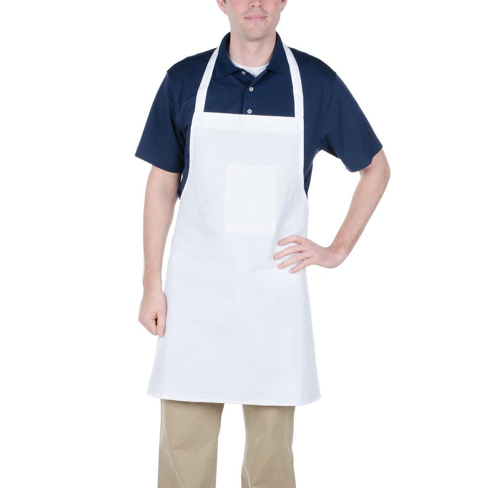 White apron cotton - Video Video Main Picture