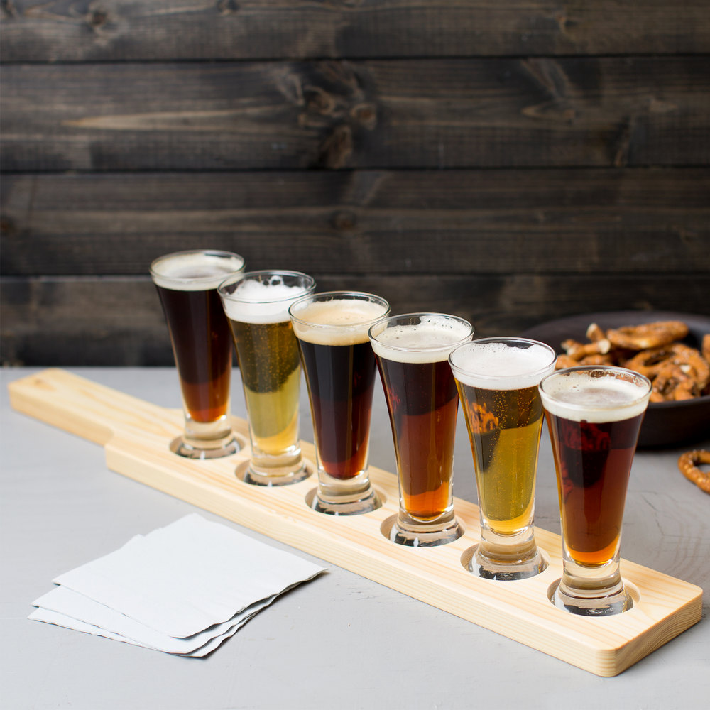 Craft Beer Glasses In Bulk