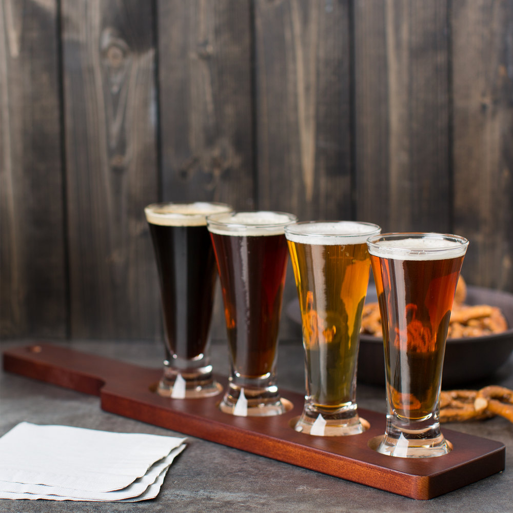 Set Of Craft Beer Samples