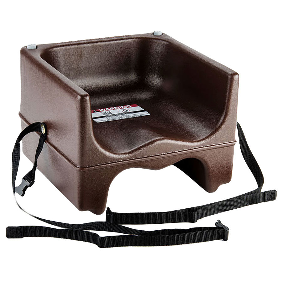 Cambro 200bcs131 Plastic Booster Seat Dual Seat With
