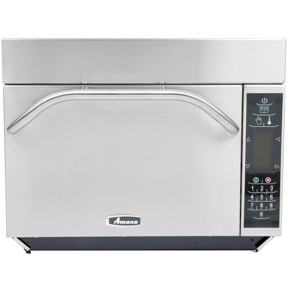 Amana Countertop Stove : Amana Xpress AXP22TL High-Speed Accelerated Cooking Countertop Oven ...