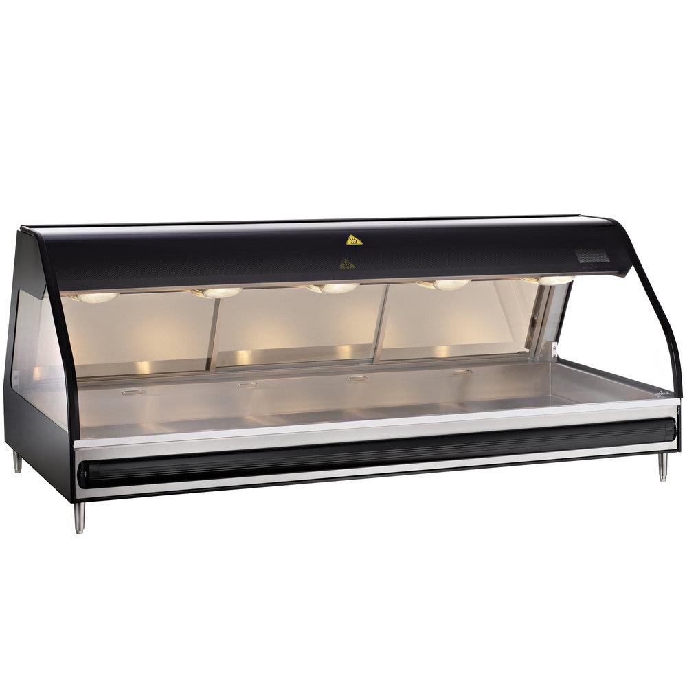 Heated Display Case   Heated Food Display Case