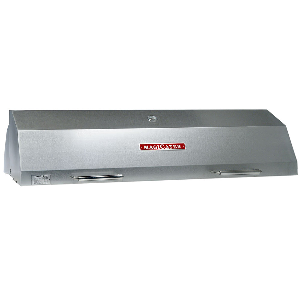 "MagiKitch'n 60"" Stainless Steel Dome Hood"