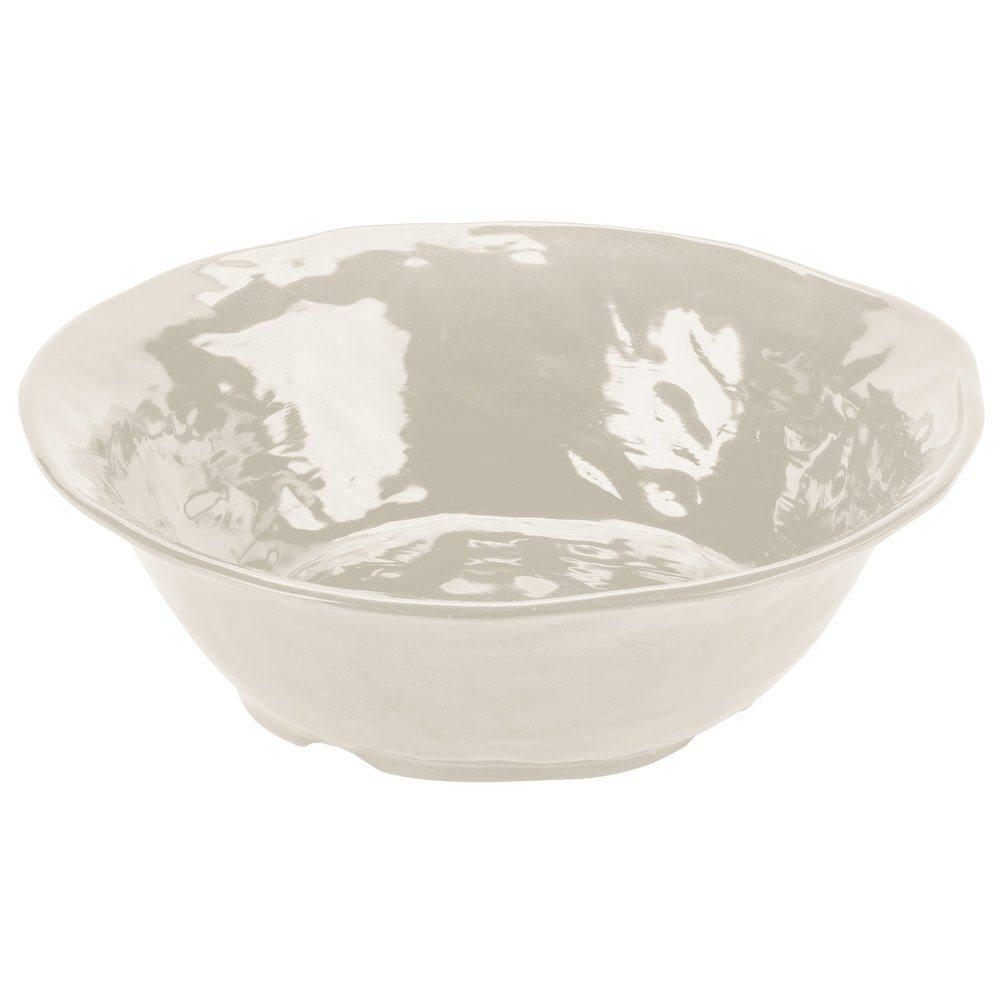 "GET ML-133-IV New Yorker 14"" Round Bowl - Ivory"