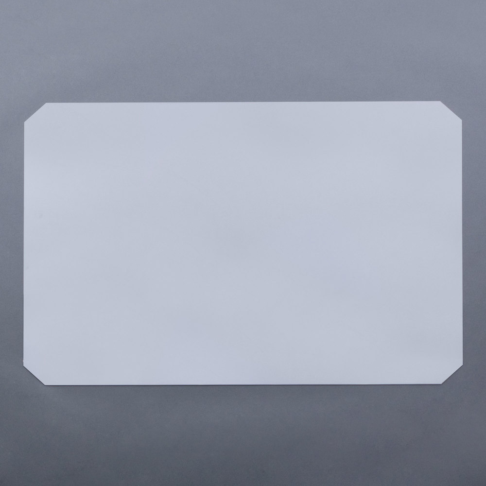 Regency Shelving Clear PVC Shelf Mat Overlay - 24 inch x 36 inch