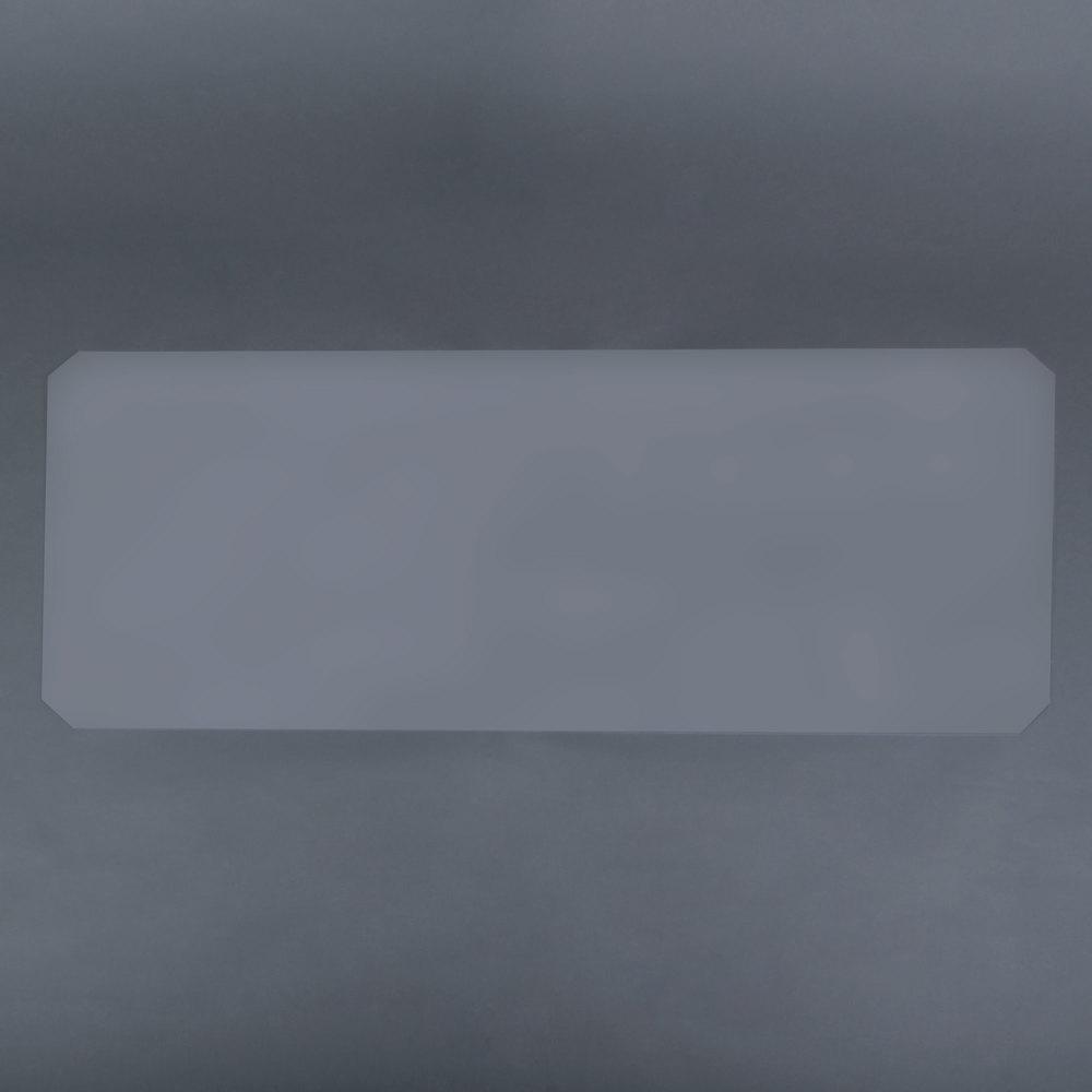 Regency Shelving Clear PVC Shelf Mat Overlay - 24 inch x 60 inch
