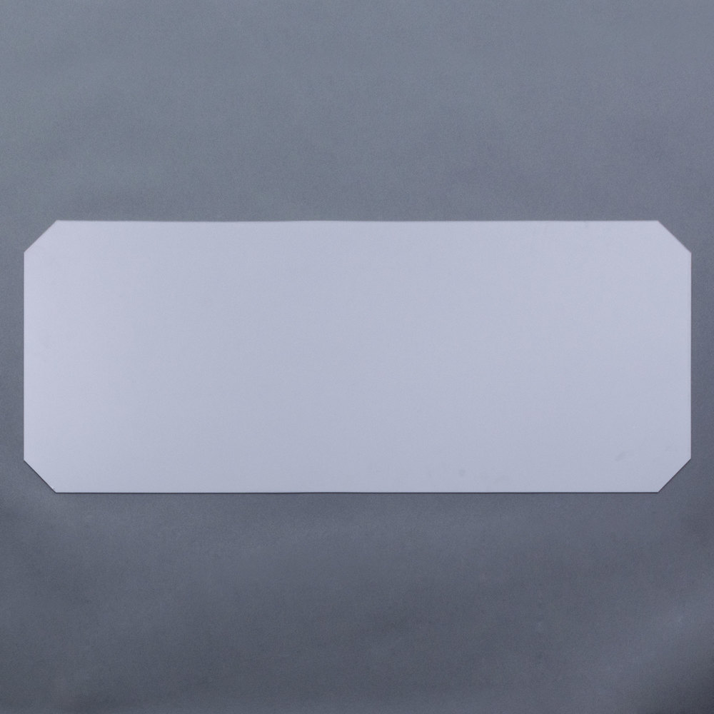 Regency Shelving Clear PVC Shelf Mat Overlay - 14 inch x 36 inch