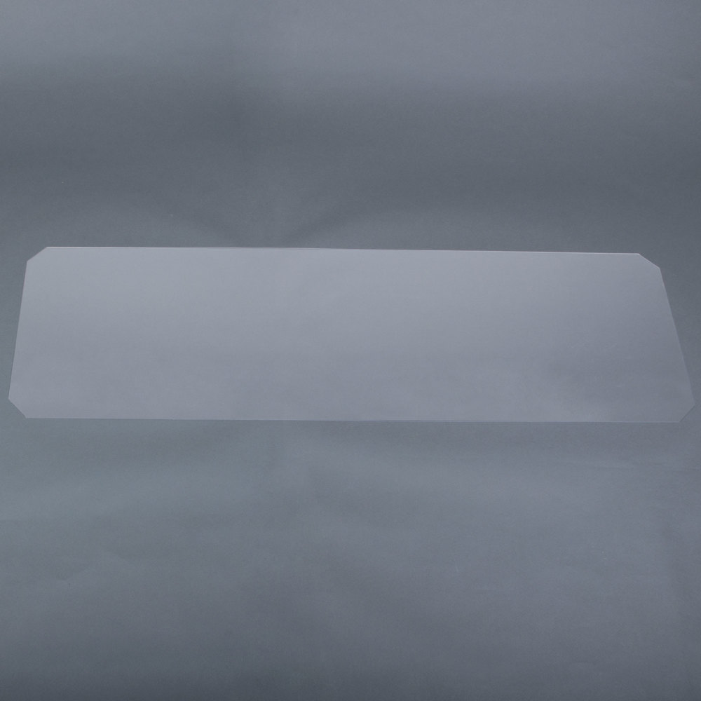 Regency Shelving Clear PVC Shelf Mat Overlay - 18 inch x 60 inch