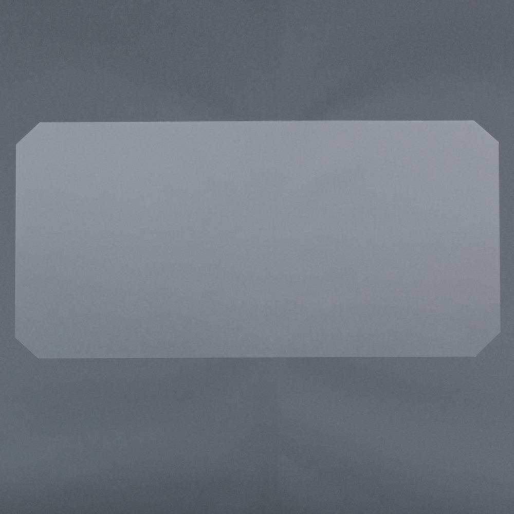 Regency Shelving Clear PVC Shelf Mat Overlay - 18 inch x 36 inch