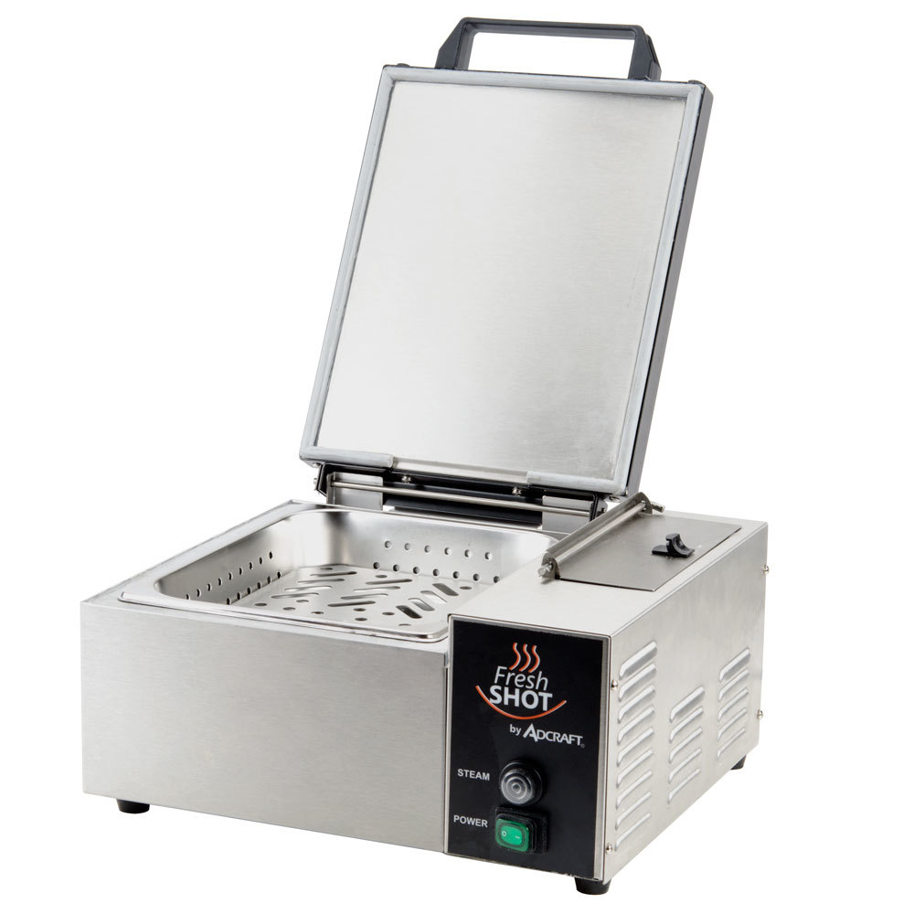 Electric Tortilla Steamer ~ Countertop steamer related keywords