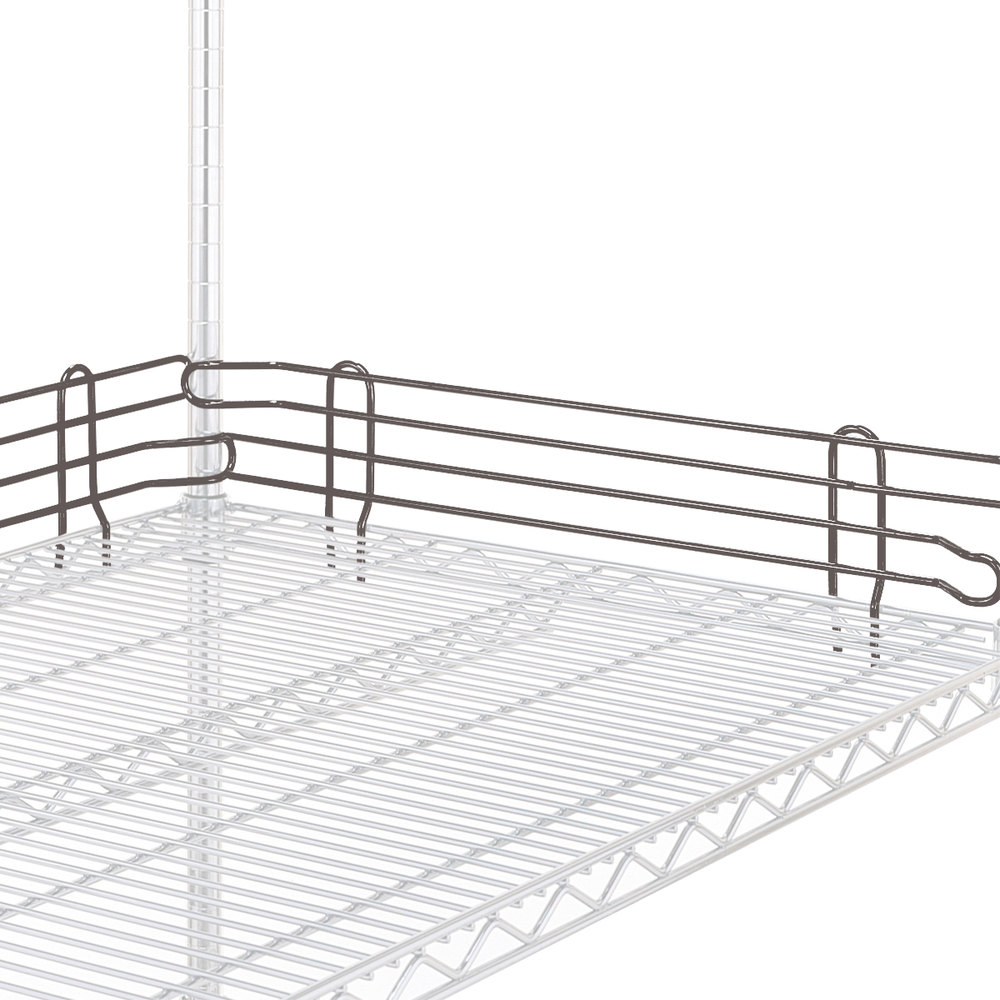 "Metro L60N-4-DCH Super Erecta Copper Hammertone Stackable Ledge 60"" x 4"""