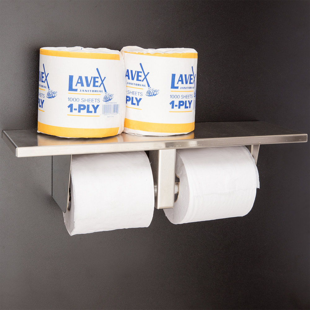 Bobrick B 2840 Multi Roll Toilet Tissue Dispenser With