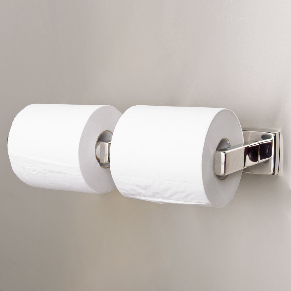 Bobrick B 686 Surface Mounted Double Toilet Tissue