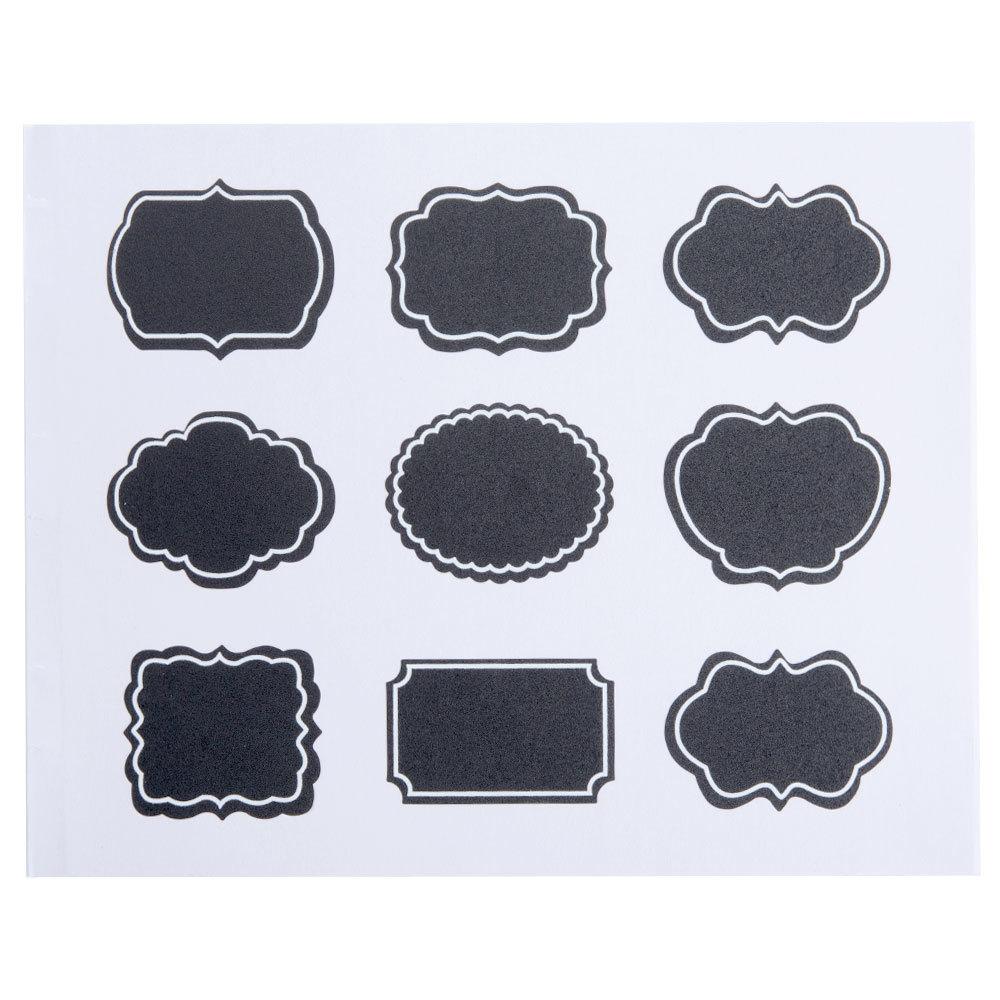 Csm - Chalkboard Labels