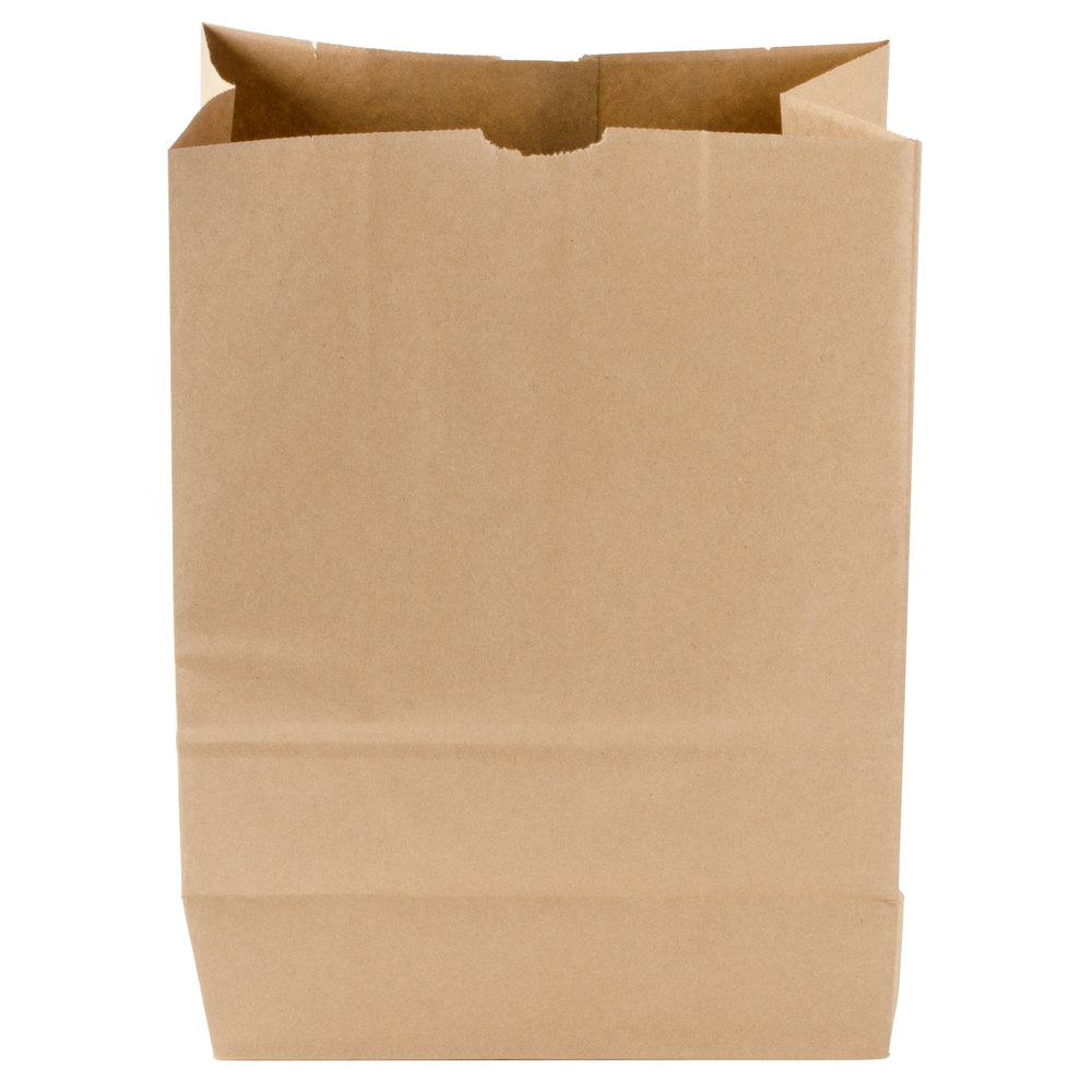 Paper bag yellow - Main Picture