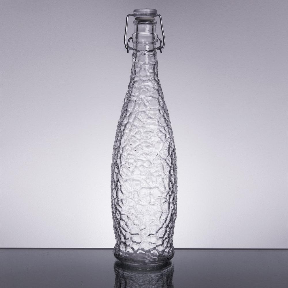 Libbey 13150120 34 Oz Glacier Oil Vinegar Water
