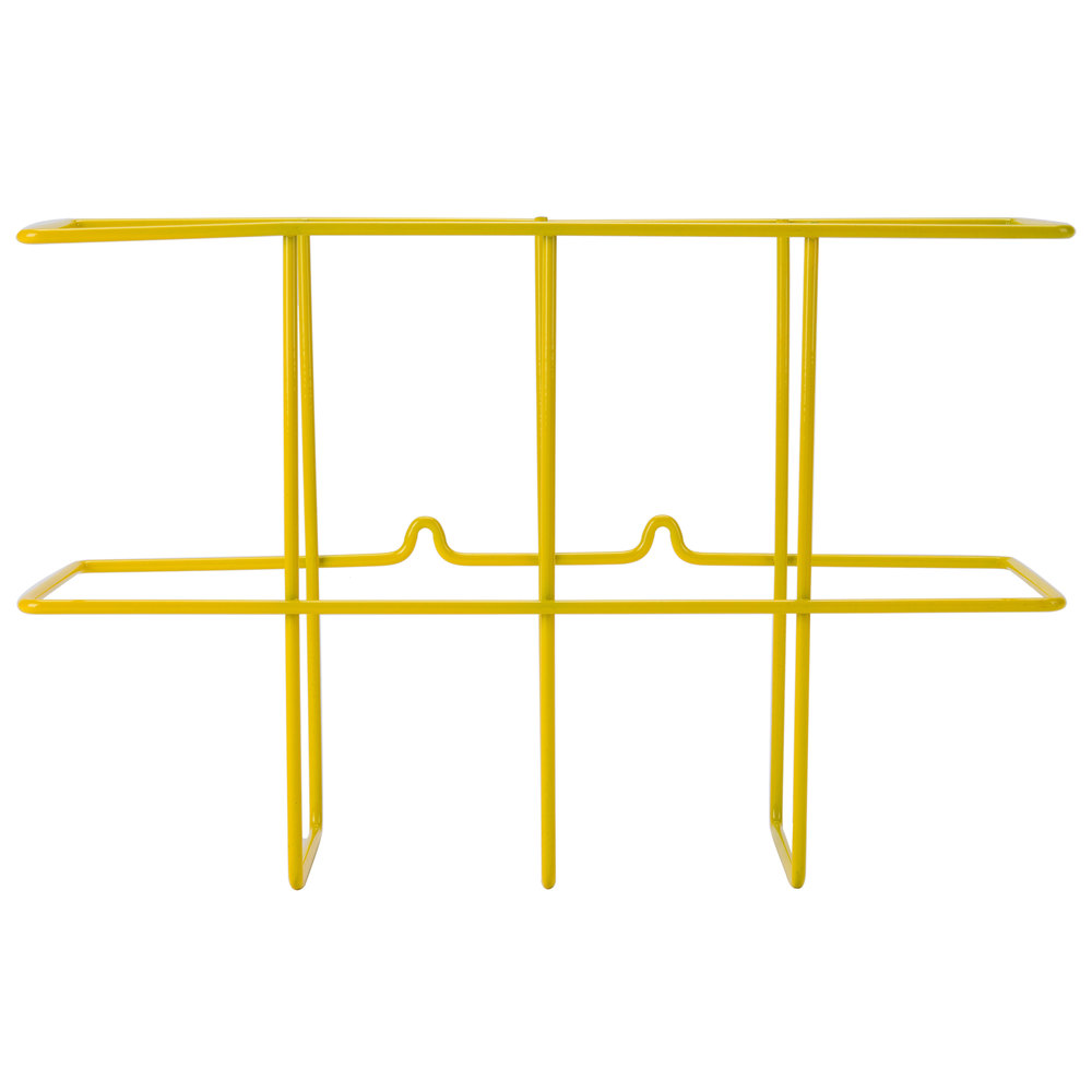 Noble Products Wire Wall Mount 3 Ring Binder Rack
