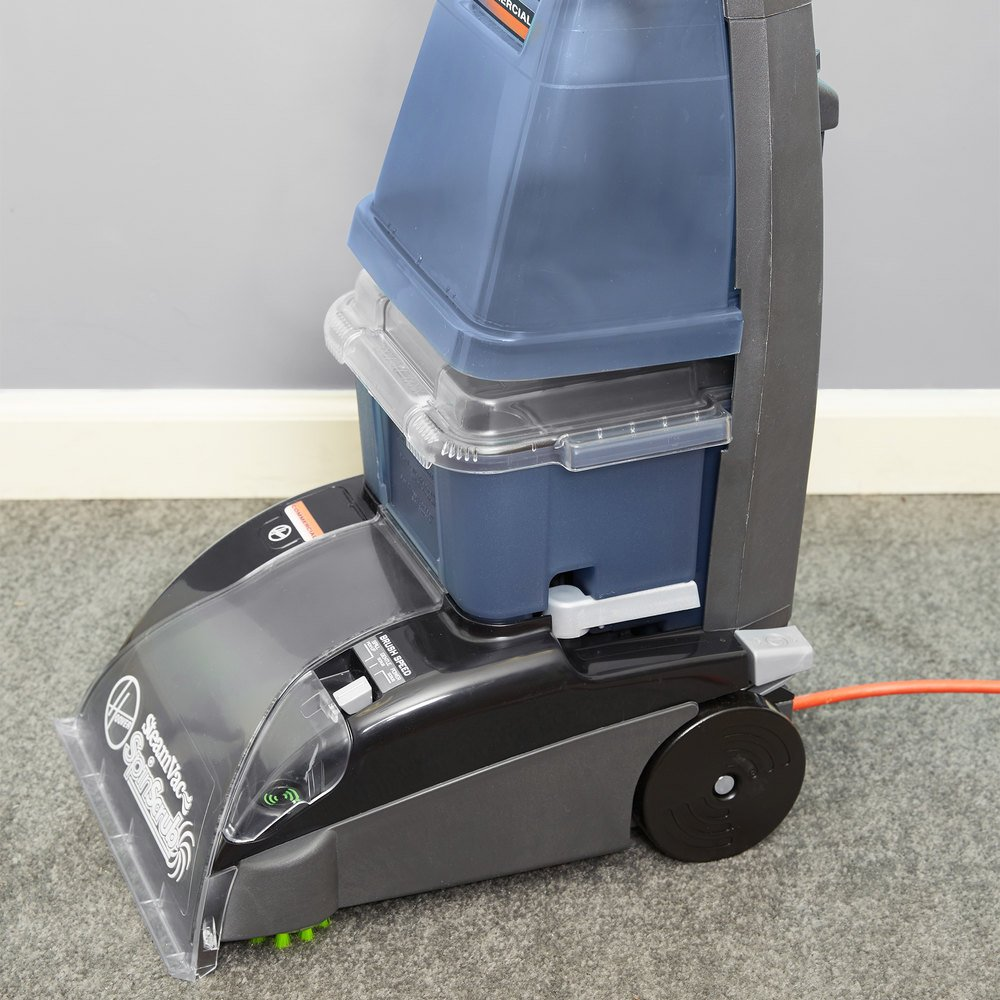 hoover steamvac carpet cleaner instructions