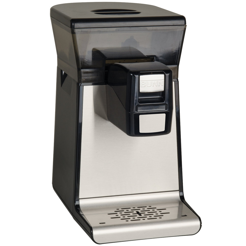 Single Cup Coffee Maker Office Use : Bunn 44600.0001 MCR My Cafe Single Serve Automatic Commercial Brewer
