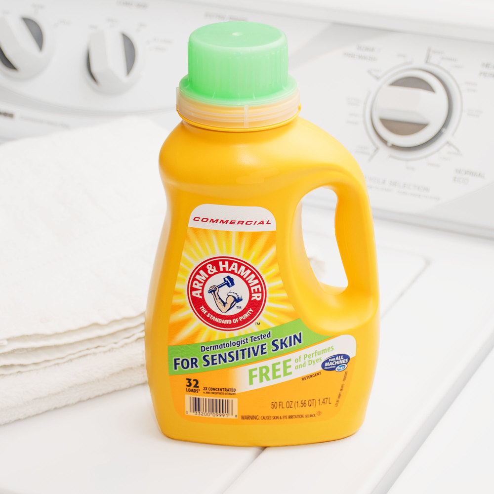 High Efficiency Detergent Brands Arm Hammer 50 Oz 2x He Perfume Dye Free Liquid Laundry