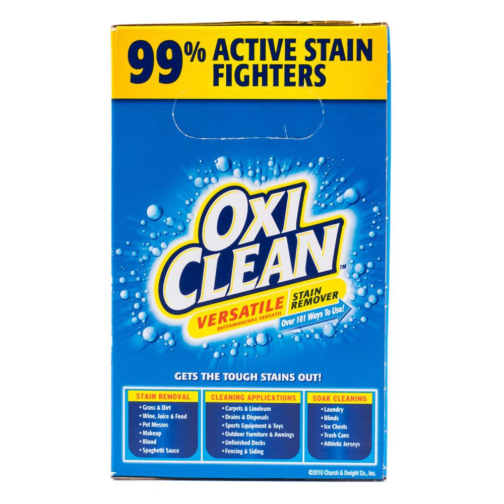 Oxiclean 7 22 Lb 115 52 Oz Versatile Stain Remover