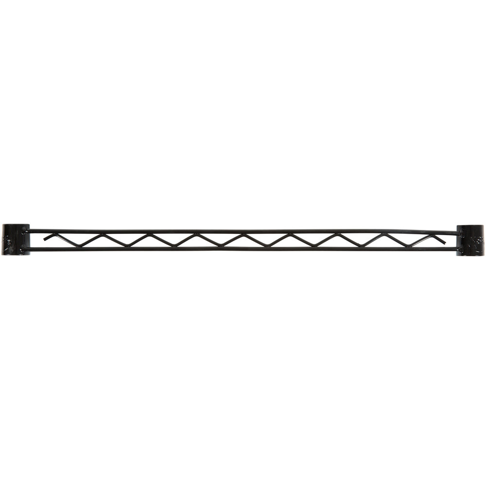 Regency Black Epoxy Hanger Rail - 24 inch