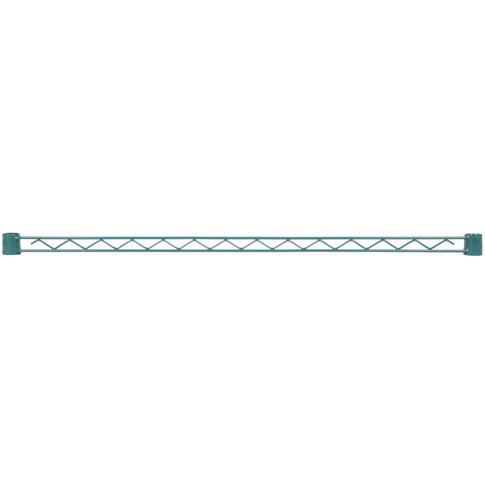 Regency Green Epoxy Hanger Rail - 36 inch