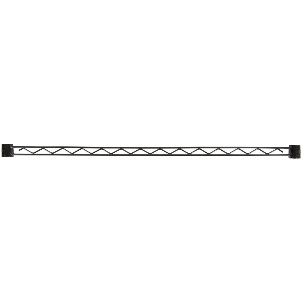 Regency Black Epoxy Hanger Rail - 36 inch