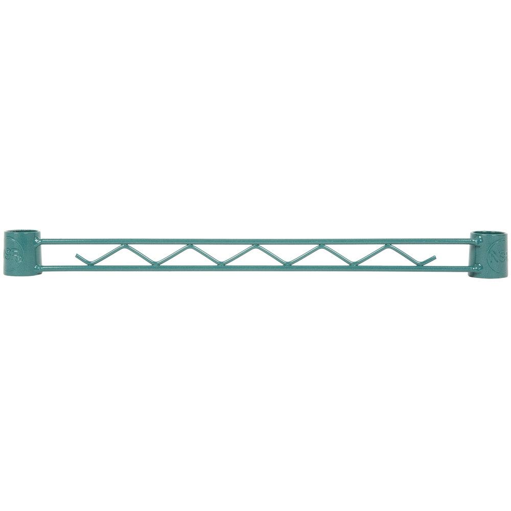 Regency Green Epoxy Hanger Rail - 18 inch