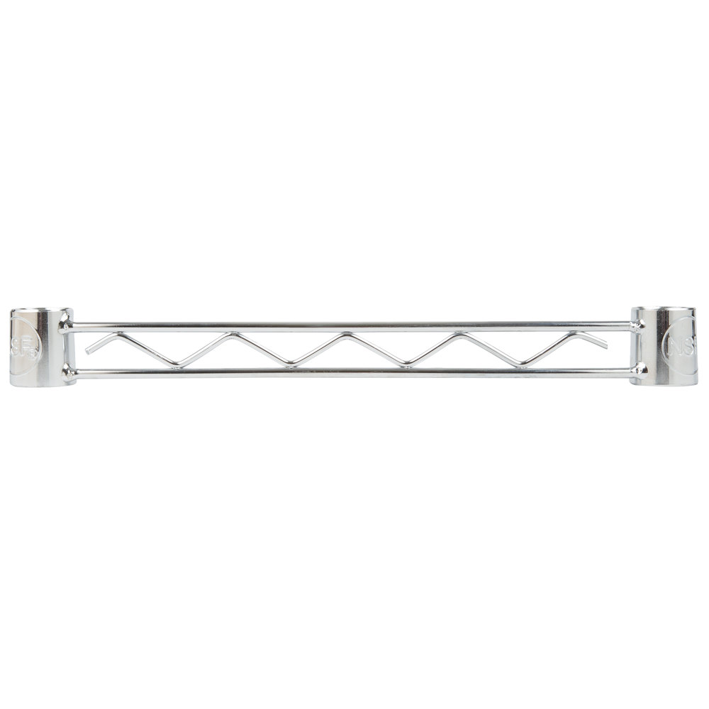 Regency Chrome Hanger Rail - 14 inch