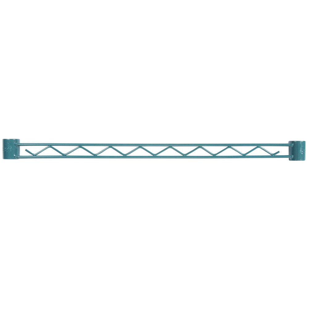 Regency Green Epoxy Hanger Rail - 24 inch