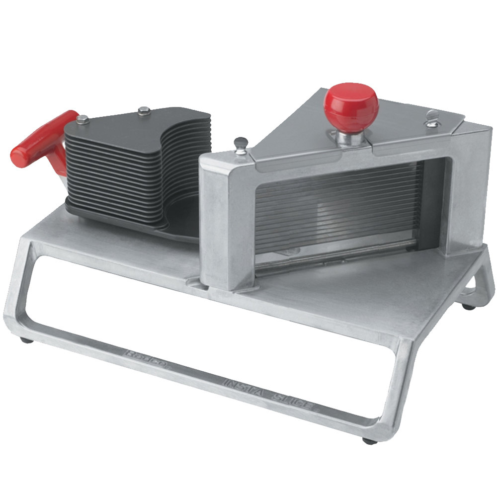 "Vollrath 15202 Redco InstaSlice 7/32"" Fruit and Vegetable Cutter with Straight Blades"