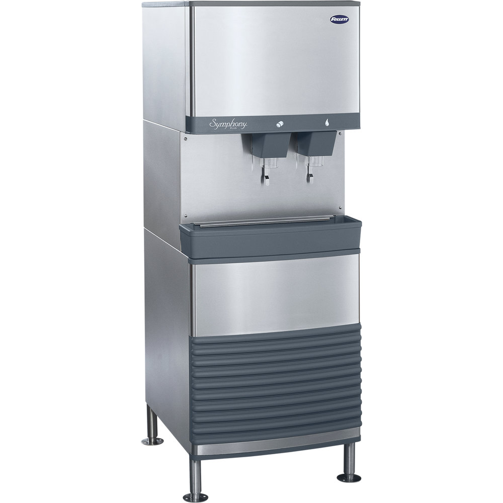 Follett 110FB425AL 110 FB Series Freestanding Air Cooled Ice Maker