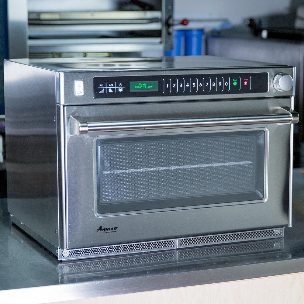 Heavy Duty Microwaves Amana Amso22 Heavy Duty Commercial Steamer Microwave Oven 208