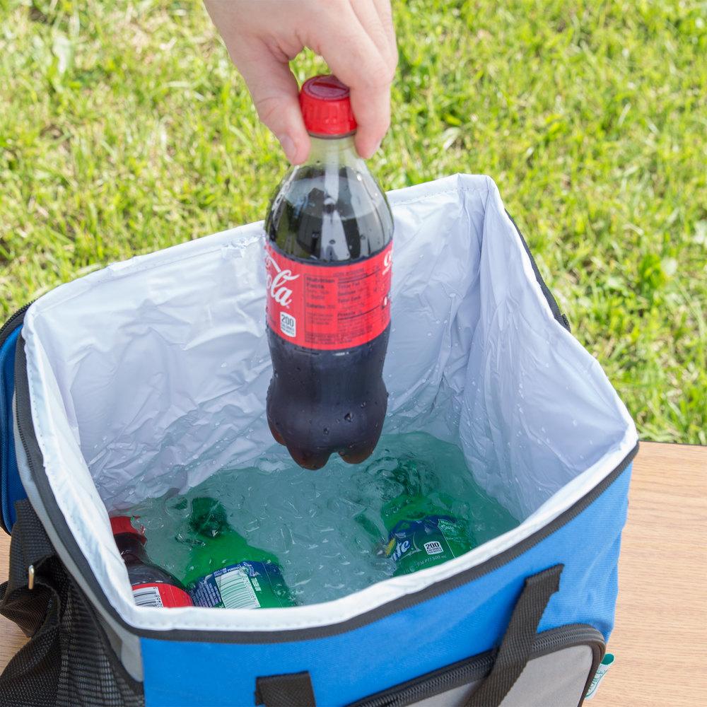 Choice Insulated Cooler Bag Soft Cooler Blue 12 Quot X 9 Quot X