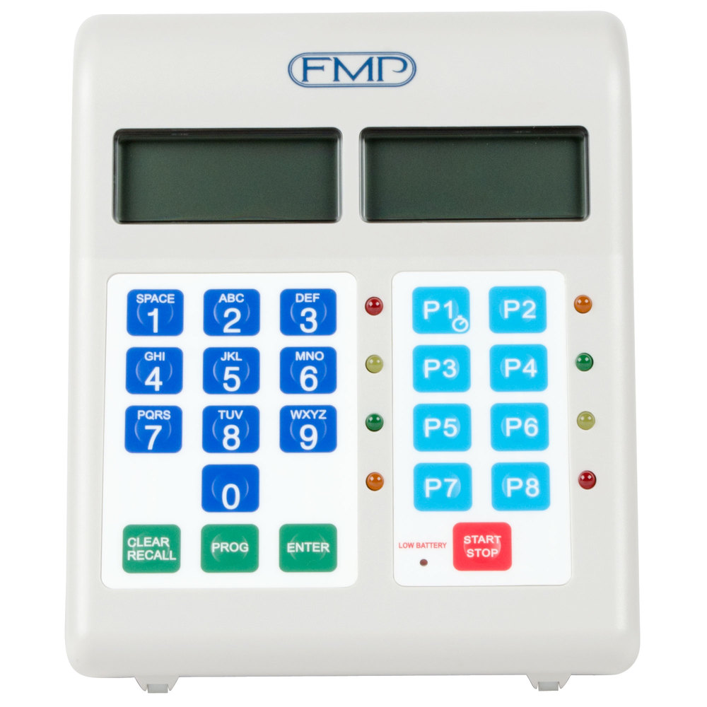 FMP 151 8800 8-In-1 Programmable Kitchen Timer