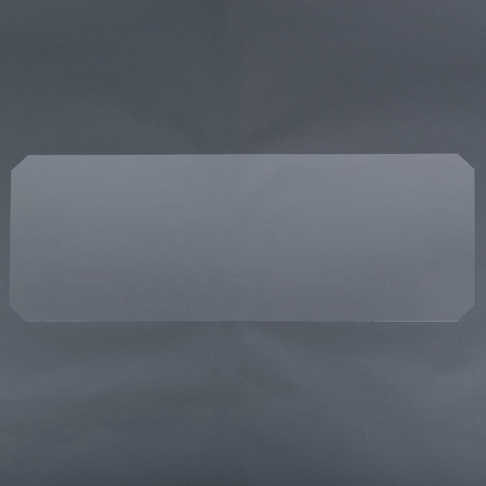 Regency Shelving Clear PVC Shelf Mat Overlay - 24 inch x 48 inch