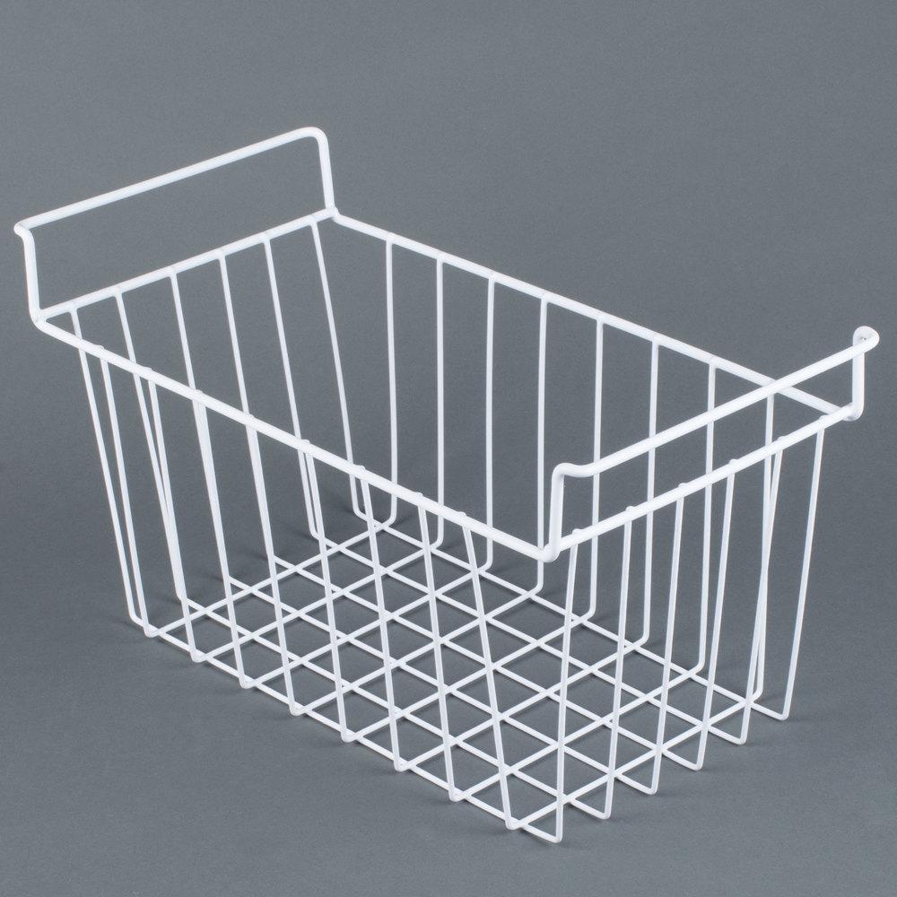 Chest Freezer Storage Baskets Avantco 360ICFFBSKT7 Hanging Basket