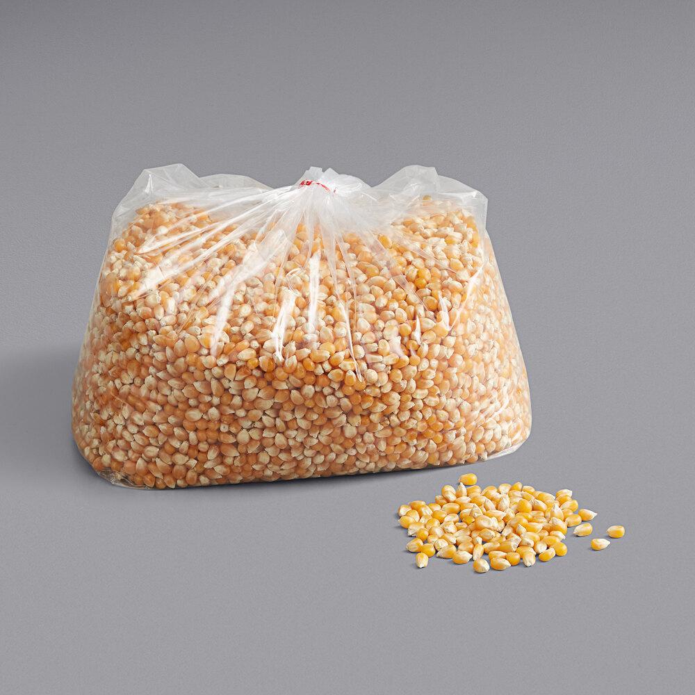 Carnival King 5 lb. Large Butterfly Popcorn Kernels